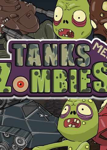 Tanks Meet Zombies (Nintendo Switch) eShop Key UNITED STATES