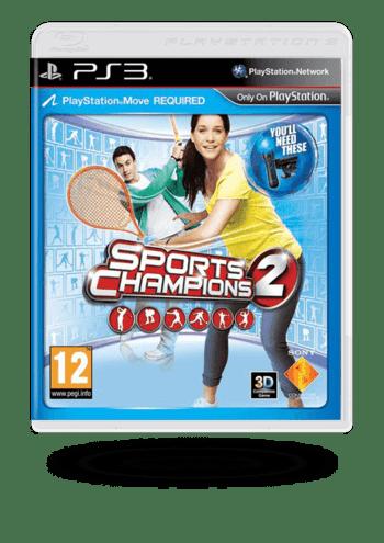 Sports Champions 2 PlayStation 3
