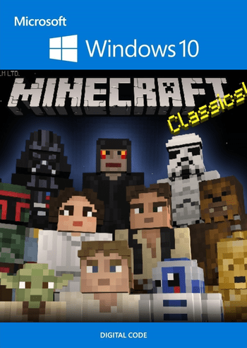 Minecraft Star Wars Classic Skin Pack (DLC) - Windows 10 Store Key EUROPE