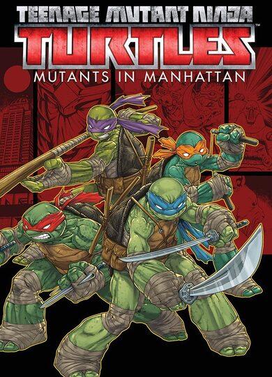 Teenage Mutant Ninja Turtles: Mutants in Manhattan Steam Key GLOBAL