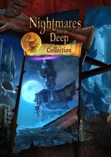 Nightmares from the Deep Collection Bundle Steam Key GLOBAL