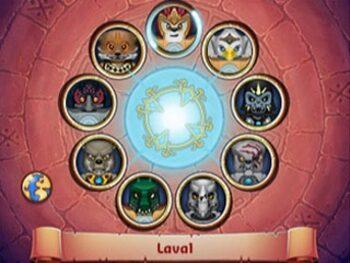 Redeem LEGO Legends of Chima: Laval's Journey Nintendo DS