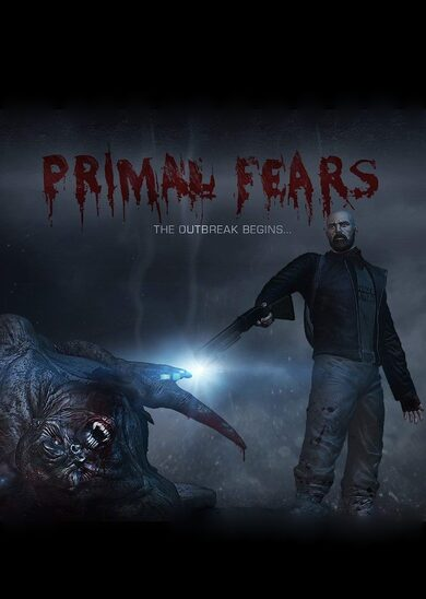 Primal Fears Steam Key GLOBAL