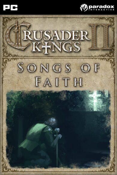 Crusader Kings II - Songs of Faith (DLC) Steam Key GLOBAL