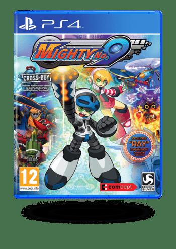 Mighty No. 9 PlayStation 4