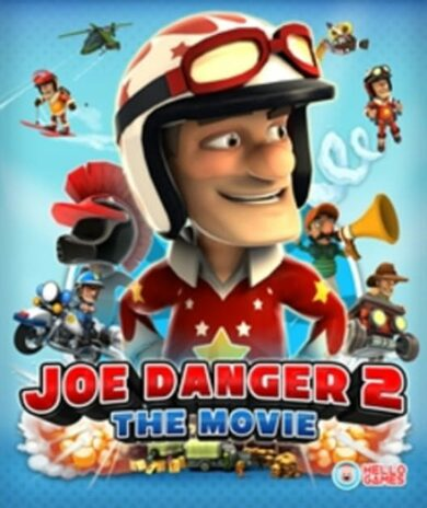 Joe Danger 2: The Movie Steam Key GLOBAL