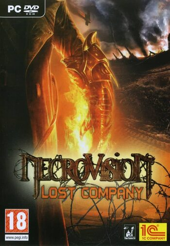 Necrovision: Lost Company Steam Key GLOBAL