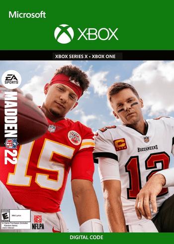 Madden NFL 22 Pre-order Bonus (DLC) XBOX LIVE Key GLOBAL