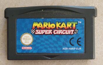 Mario Kart: Super Circuit (2001) Game Boy Advance