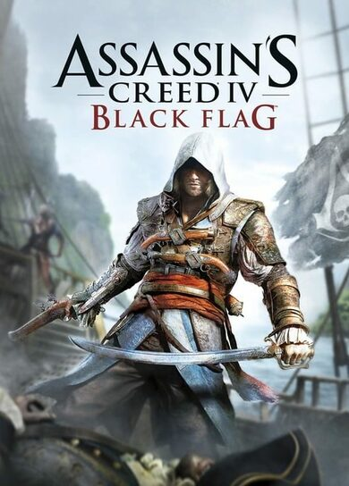 Assassins Creed IV: Black Flag Uplay Key EUROPE