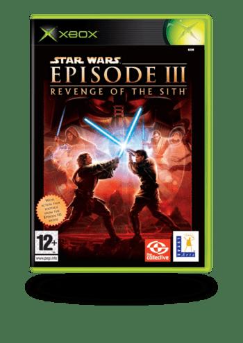 Star Wars Episode III: Revenge of the Sith Xbox