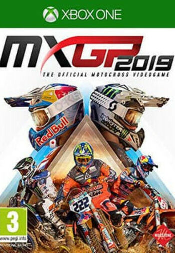MXGP 2019: The Official Motocross Videogame (Xbox One) Xbox Live Key UNITED STATES