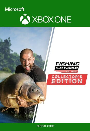 Fishing Sim World®: Pro Tour - Collector's Edition (Xbox One) Xbox Live Key EUROPE