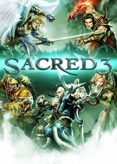 Sacred 3 Steam Key GLOBAL