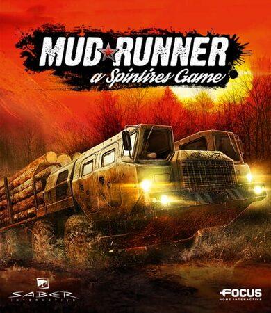 Spintires: MudRunner Steam Key GLOBAL