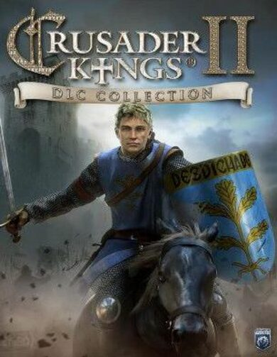 Crusader Kings II (DLC Collection) Steam Key GLOBAL