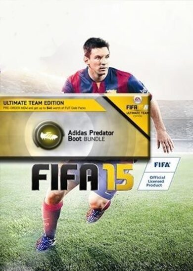 FIFA 15 - Adidas Predator Boot Bundle (DLC) Origin Key GLOBAL