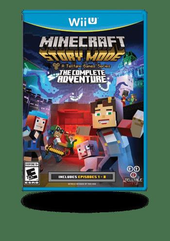 Minecraft: Story Mode - A Telltale Games Series Wii U