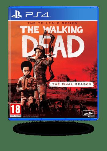 The Walking Dead: The Final Season PlayStation 4