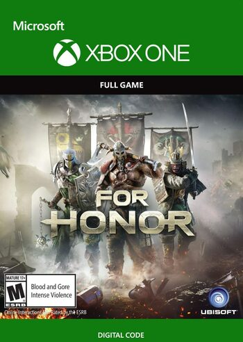 For Honor (Xbox One) Xbox Live Key UNITED STATES