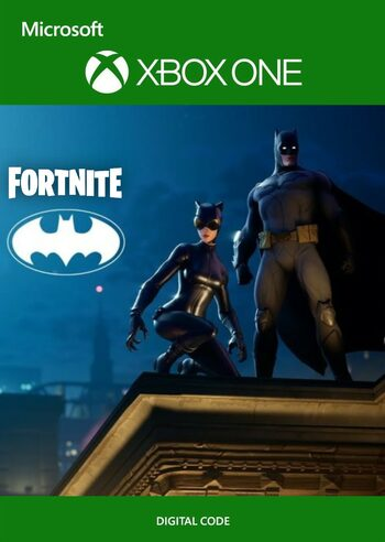 Fortnite - Batman Caped Crusader Pack (Xbox One) (DLC) Xbox Live Key UNITED STATES