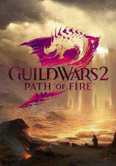 Guild Wars 2: Path of Fire (DLC) Official website Key EUROPE
