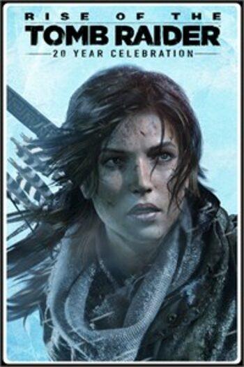Rise of the Tomb Raider: 20 Year Celebration XBOX LIVE Key GLOBAL