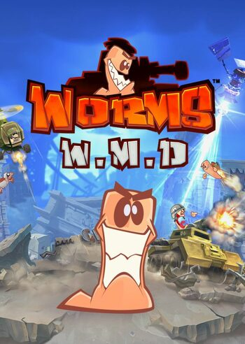 Worms W.M.D Steam Clave GLOBAL