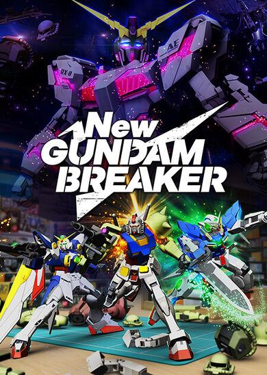 New Gundam Breaker Steam Key GLOBAL фото