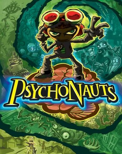 Psychonauts Steam Key EUROPE