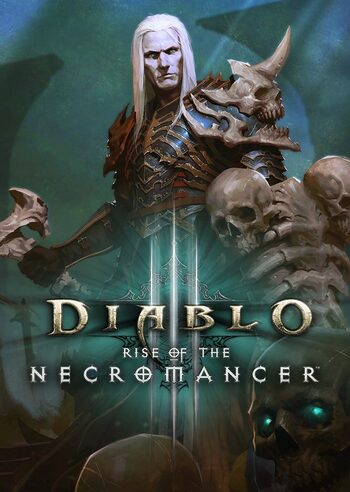 Diablo 3 - Rise of the Necromancer (DLC) Battle.net Key EUROPE