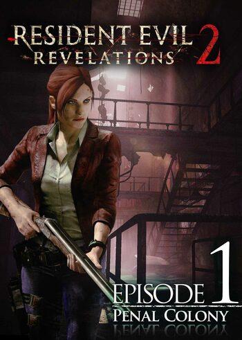 Resident Evil: Revelations 2 Episode One: Penal Colony Steam Key GLOBAL
