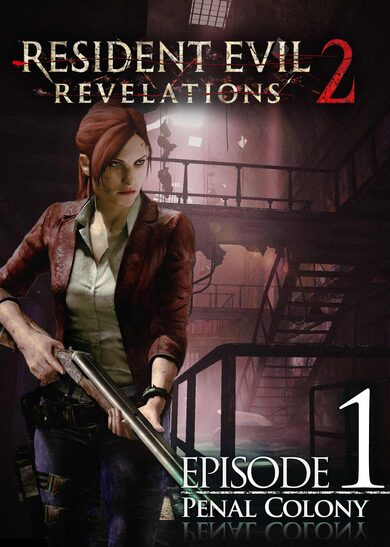 Resident Evil: Revelations 2 Episode One: Penal Colony Steam Key GLOBAL