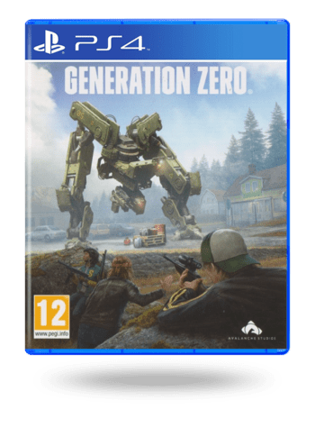 Generation Zero (2019) PlayStation 4