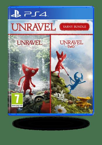 Unravel Yarny Bundle PlayStation 4