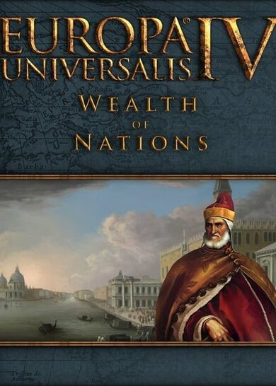 Paradox Interactive / Europa Universalis IV - Wealth of Nations (DLC) Steam Key GLOBAL