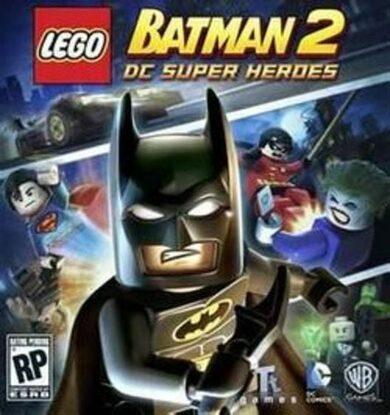LEGO: Batman 2 - DC Super Heroes Steam Key GLOBAL