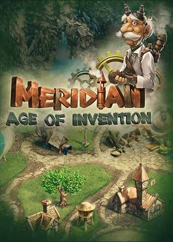 Meridian: Age of Invention Steam Key GLOBAL