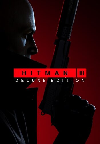 HITMAN 3 (Deluxe Edition)  - Green Gift Key GLOBAL