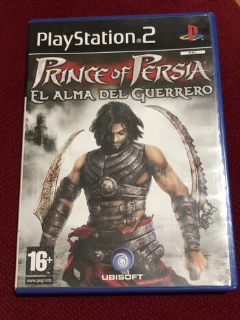 Prince of Persia: Warrior Within PlayStation 2