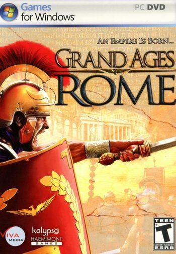 Grand Ages: Rome Steam Key GLOBAL