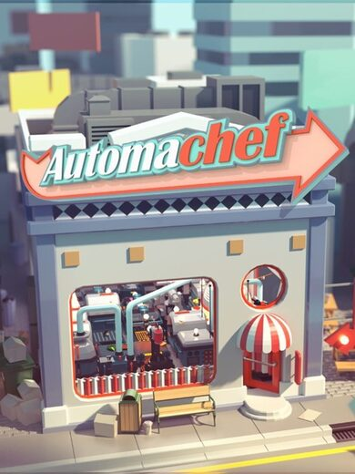 Automachef Steam Key GLOBAL