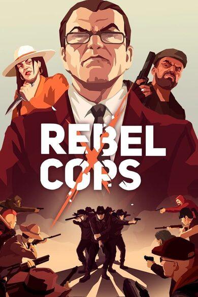 Rebel Cops Steam Key GLOBAL фото