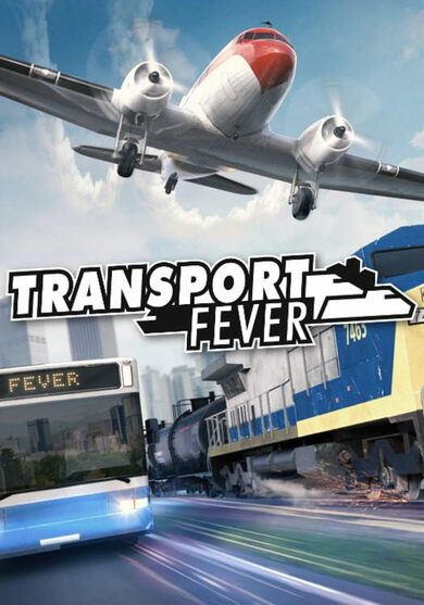 Transport Fever Steam Key EUROPE