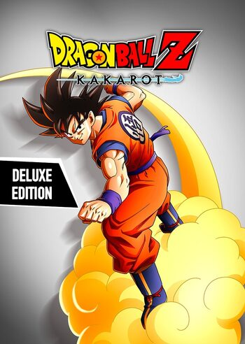 Dragon Ball Z: Kakarot (Deluxe Edition) Steam Key GLOBAL
