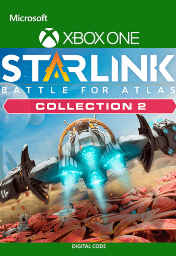 Starlink: Battle for Atlas - Collection 2 Pack (DLC) XBOX LIVE Key UNITED STATES