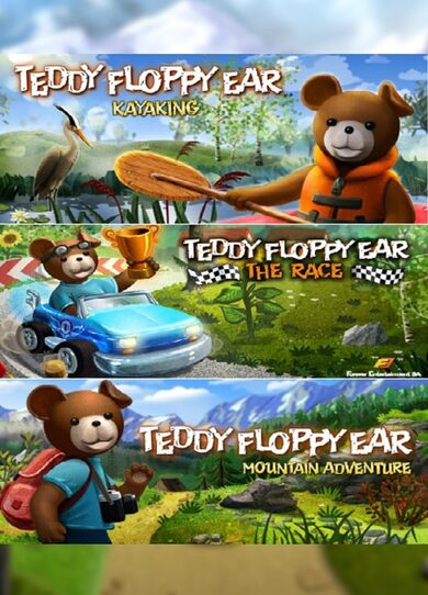 Teddy Floppy Ear Bundle Steam Key GLOBAL
