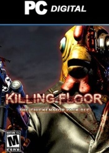 Killing Floor - The Chickenator Pack (DLC) Steam Key GLOBAL