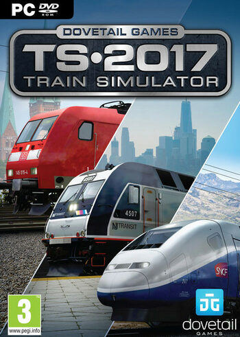 Train Simulator 2017: Town Scenery Pack (DLC) Steam Key GLOBAL