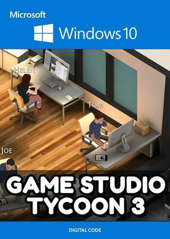 Game Studio Tycoon 3 - Windows 10 Store Key EUROPE